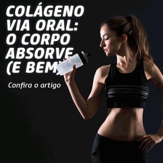 Colágeno Via Oral: O Corpo Absorve (E Bem)