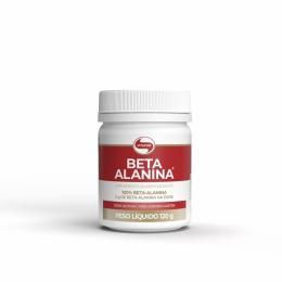 Beta Alanina - 120 Cápsulas - Vitafor
