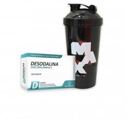 Desodalina + Coqueteleira